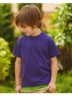 Детские футболки Fruit of The Loom VALUEWEIGHT