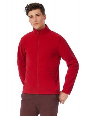 Флисовая куртка B&C ID 501 унисекс на молнии