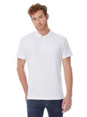 Мужские футболки поло B&C ID 001