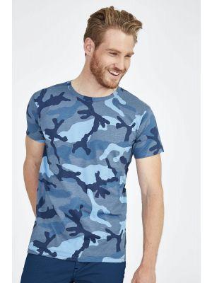 Камуфляжные футболки SOL'S CAMO MEN