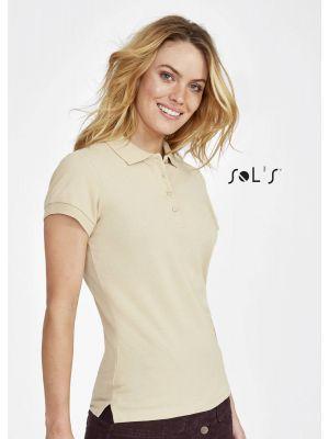 Женская рубашка поло SOL'S PASSION