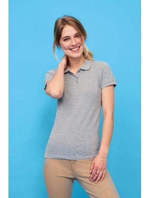 Женская рубашка поло SOL'S PEOPLE