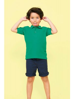 Детская футболка поло SOL'S SUMMER II KIDS