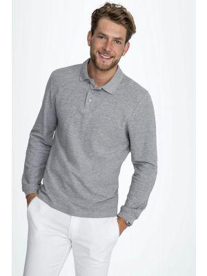Рубашка поло мужская с длинным рукавом SOL'S WINTER II