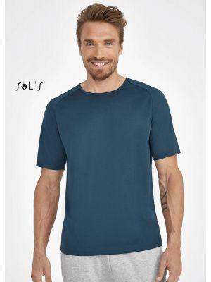 Спортивные футболки SOLS SPORTY